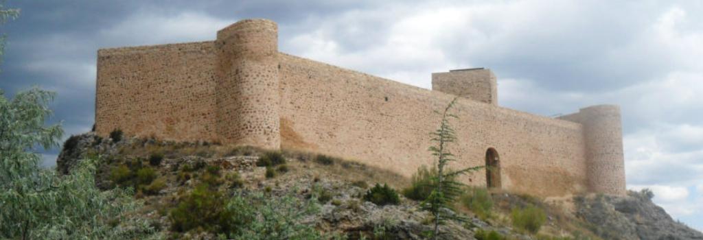 Valle del Cabriel - Castillo de Enguídanos