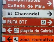 Excursiones por el entorno natural del Valle del Cabriel