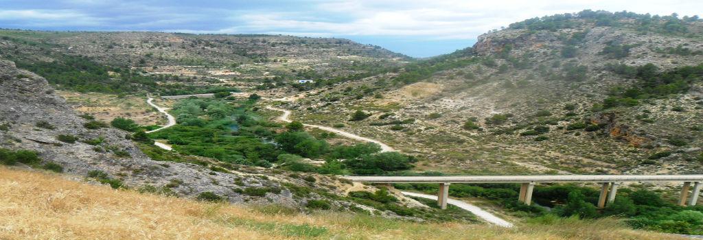 Puente rio cabriel desde castillo sld casa rural valle - Casa rural valle del tietar ...