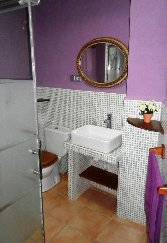 Baño-casa abajo valle del cabriel